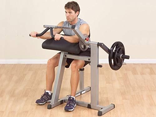 Pupitre bíceps, tríceps GCPT380 Body-Solid: Amazon.es: Deportes y aire libre