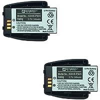 Plantronics BT-191665 Cordless Phone Combo-Pack includes: 2 x SDHS-P905 Batteries