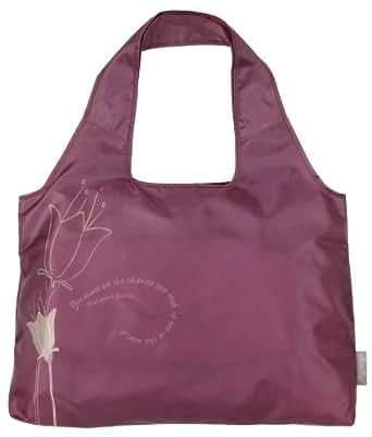 ChicoBag Karma Collection Reusable Shopping Tote/Grocery Bag (Wisdom)