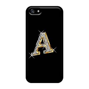 Cute Tpu Marthaeges Bling A Case Cover For Iphone 5/5s