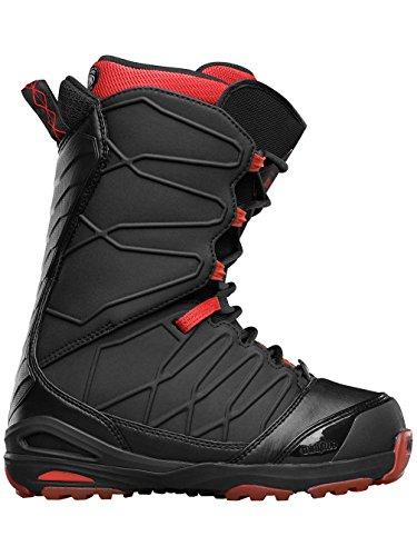 ThirtyTwo Prime Snowboard Boot - Men's Black, 7.5 (Prime Snowboard Boot)