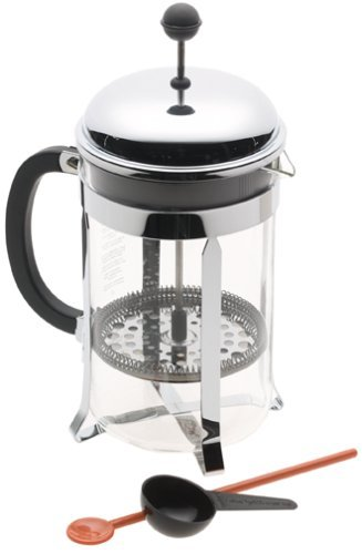 Bodum Chambord French Press Coffee Maker, 12 Cup by Bodum