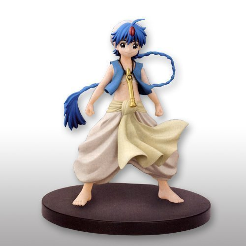 Magi DXF figure - appeared Hen Aladdin single item Banpresto Prize (japan import) by Banpresto