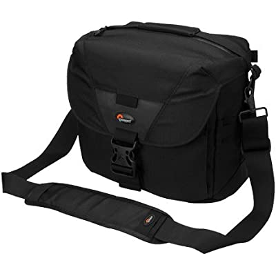 Lowepro Stealth D400 Shoulder Bag for Digital SLR and 4-6 Lenses Black...