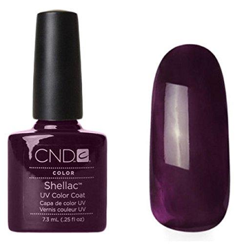 CND Shellac 7, 3ml - DARK DAHLIA - Smalto Semipermenante CND Creative Nails