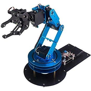 Amazon com: OWI Robotic Arm Edge | No Soldering Required | Extensive