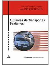 Auxiliares De Transporte Sanitarios. Test Del Temario General