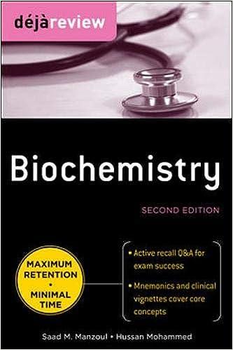 Kết quả hình ảnh cho Deja Review - Biochemistry