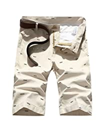 HomeToy Men's Summer Casual Shorts Trousers Sports Thin Beach Pants