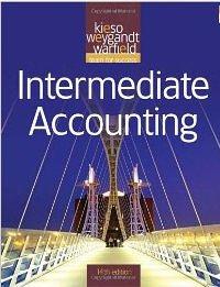 Intermediate Accounting 14E with Wp Sa 5. 0 PDF