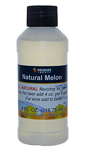 Brewer's Best Natural Beer and Wine Fruit Flavoring (Melon) ()