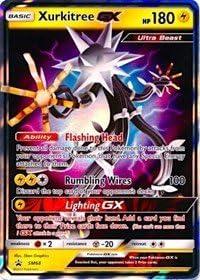 SM Black Star Promo Pokemon Xurkitree GX SM68