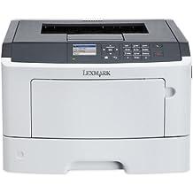 Lexmark 35SC260  MS417dn Compact Laser Printer, Monochrome, Networking, Duplex Printing