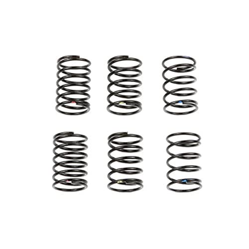 42168 RC Suspension Springs Short/Black Touring Cars