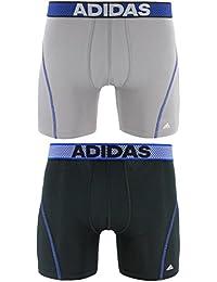 Men's Sport Performance ClimaCool Boxer Underwear (2 or 4...