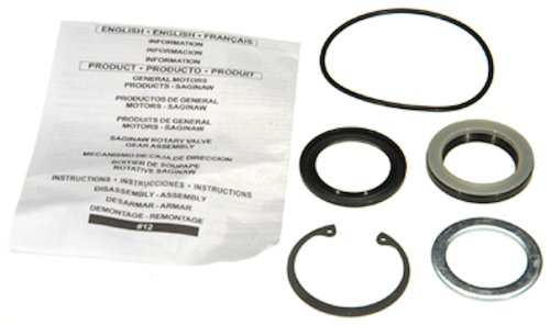Edelmann 8763 Power Steering Gear Box Pitman Shaft Seal Kit (Shaft Pitman)