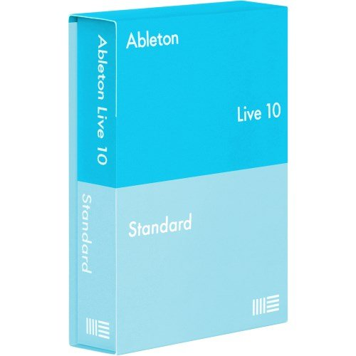 Ableton Live 10 Standard (Boxed) by Ableton