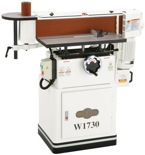 Shop Fox W1730 Oscillating Edge Sander