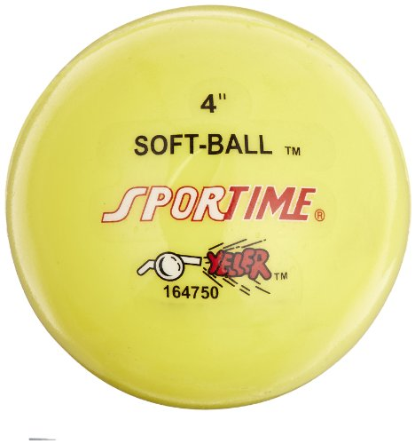 Sportime Super Safe Softballs Inches Yellow