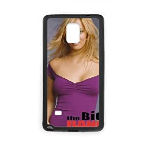 The Big Bang Theory For Samsung Galaxy Note4 N9108 Csae protection phone Case ST055411