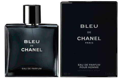 C H A N E L BLEU DE C H A N E L Eau De Parfum Spray FOR MEN 3.4 Oz / 100 ml