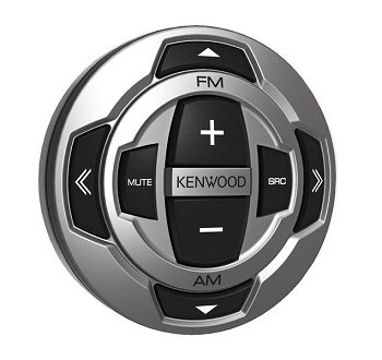 Kenwood KCA-RC35MR Remote for KMR700U/550U/350U (Best Marine Stereo With Wired Remote)