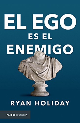 El ego es el enemigo (Spanish Edition) [Holiday] (Tapa Blanda)