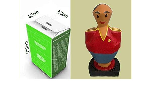 Selección Española de fútbol. Escultura mas de un metro de altura muñeco futbolin gigante: Amazon.es: Handmade