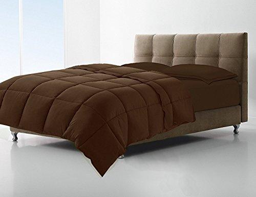 Chocolate Brown Comforter Sets - 8