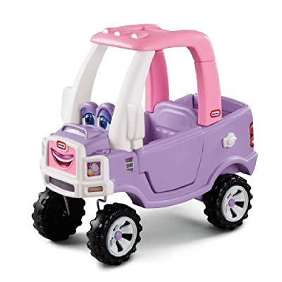 Little Tikes Princess Cozy Truck Ride-On by Little Tikes: Toys & Games