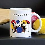 Coffee Mugs - FRIENDS TV SHOW Design