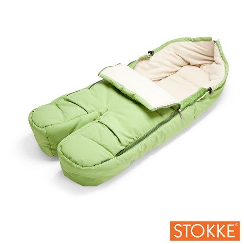 Stokke Xplory Footmuff, Light Green, Baby & Kids Zone