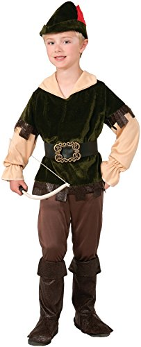 Forum Novelties Archer Woodsman Costume, Medium -