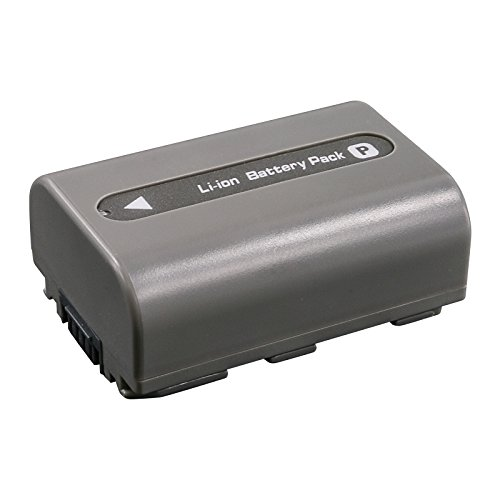 Rechargeable Lithium-Ion Battery Pack for Sony NP-FP30, NP-F