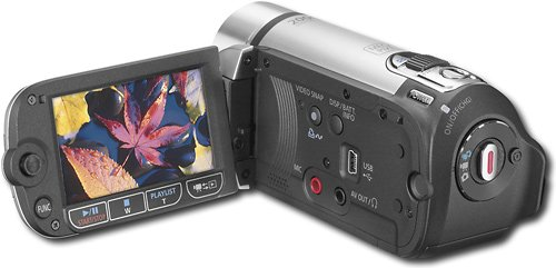 amazon com canon fs20 8gb digital video camcorder silver camera rh amazon com Canon FS20 Camcorder Manual Canon FS20 Charger