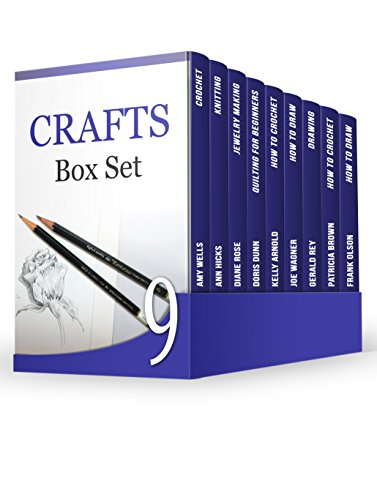 Crafts Box Set 70 Good Craft Ideas You Can Easily Sell Or Make A Gift