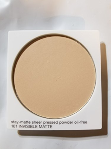 Sheer Pressed Powder Oil Free Refill 101 Stay invisible sheer (101 Matte)