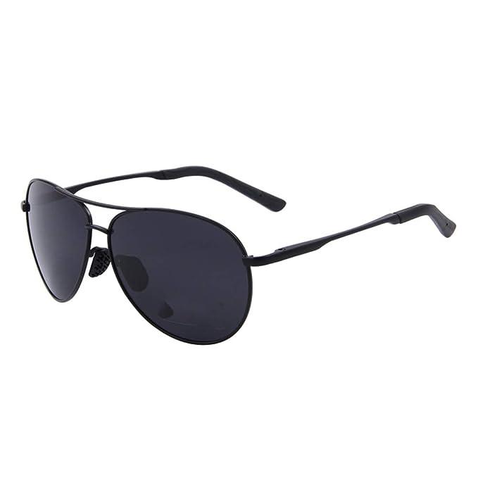DEFJQQPL Sunglasses Gafas de sol polarizadas para hombres Gafas para conducir gafas de sol Gafas de