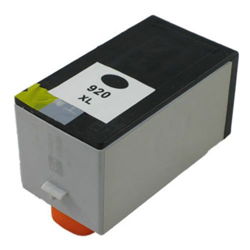 Remanufactured Ink Cartridge Replacement for HP 920xl CD975AN (1 Black)