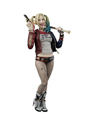 "Bandai Tamashii Nations S.H. Figuarts Harley Quinn ""Suicide Squad"" Action Figure"