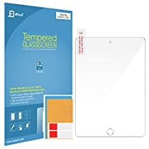 "iPad Air Screen Protector, JETech Premium Tempered Glass Screen Protector Film for Apple iPad Air 1 / 2, iPad Pro 9.7"" - 0338B"