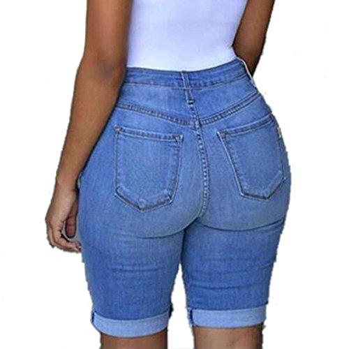 Blue Jeans Theshy Theshy Jeans Donna Blue Donna Theshy Jeans XxPz7qYwz8
