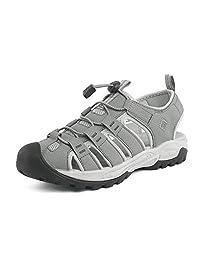 DREAM PAIRS Men's 181104M Adventurous Summer Outdoor Sandals