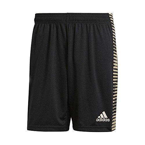 どっちでも視線女将adidas(アディダス)サッカーパンツ グラフィックショーツ ジュニア対応 ブラック EAX48