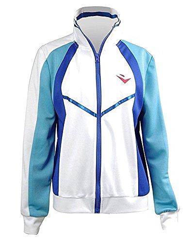Japanese Anime Cosplay Costume High School Uniform Blue