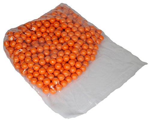 Shop4Paintball - 500 Count Orange Crush Paintballs