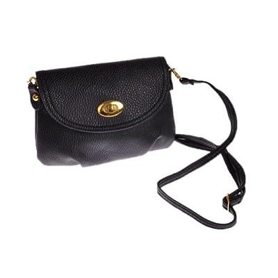 niceeshop(TM) Women Envelope Design PU Leather Crossbody Handbag Tote Bags Purse