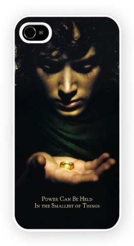 The Lord of the Rings: The Fellowship of the Ring - Ring, iPhone 6, Etui de téléphone mobile - encre brillant impression