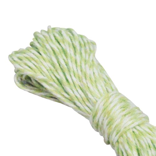 - Dress My Cupcake Baker's Twine String Roll for Gifts and Favors, 15-Yard, Kiwi Green