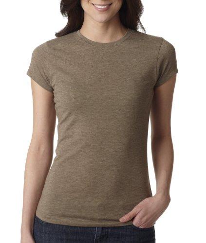 Women's cotton/polyester t-shirt.
